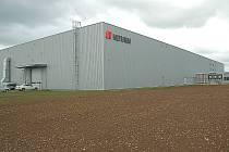 Továrna Neturen v průmyslové zóně Triangle.