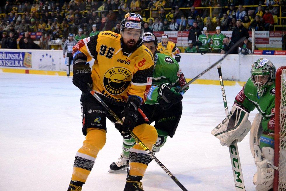 Litvínov doma padl po nájezdech s Boleslaví.