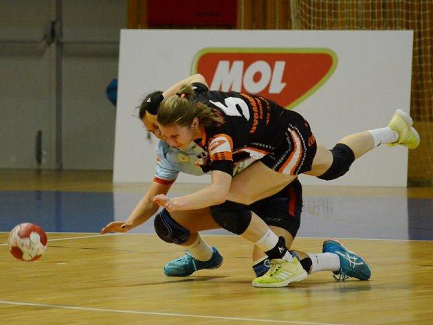 Černí andělé (v černém) versus Prešov.