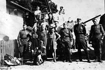 Vojáci z východní fronty
