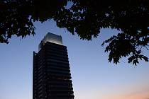 SHD - Komes, nově SaS group Tower v Mostě