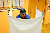 Říjen 2014, volby v Mostě.