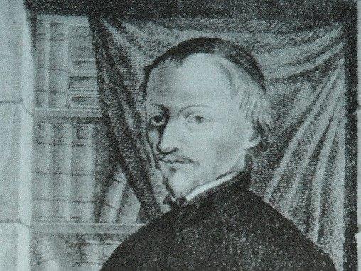 Jacobus Spannmüller, první uživatel pseudonymu.
