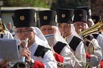 Valdštejnské slavnosti v Litvínově.