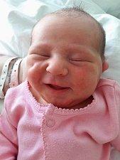 Nela Kučinská se narodila mamince Aleně Kučinské z Mostu 24. ledna 2018 v 17.50 hodin. Měřila 49 cm a vážila 3,06 kilogramu.