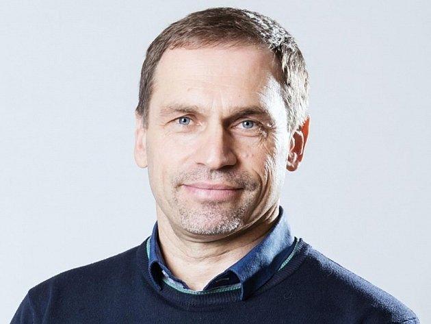 Zbyněk Vodák, kandidát TOP 09.