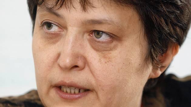 Džamila Stehlíková.