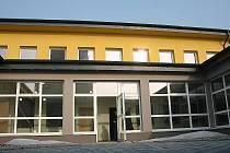 Nová litvínovská knihovna. Otevřena bude na podzim.