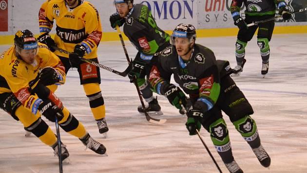 Litvínov nastoupil doma proti Mladé Boleslavi.