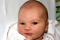 Maminka Jindřiška Kovaříková z Loun porodila v Mostě 8. února v 8.50 hodin dceru Michaelu Kovaříkovou. Měřila 51 cm a vážila 3,32 kg.