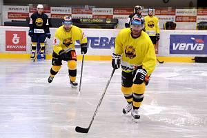 Hokejisté Litvínova jsou zpět v přípravě.