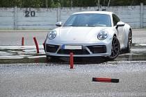 První zájemci si vyzkoušeli nový intenzivní kurz sportovní jízdy.