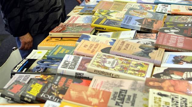 Městská knihovna Litvínov zve návštěvníky na tradiční burzu knih.