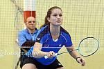 Badmintonistka Veronika Dobiášová.