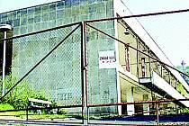 Bývalé obchodní a kulturní centrum Zahražany.