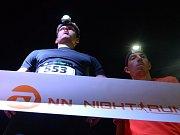 Noční běh Night Run Most 2019 se konal v sobotu 10. srpna v centru Mostu.
