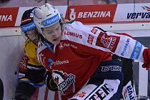 Litvínov doma hostil Pardubice.