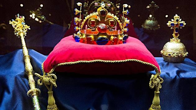Korunovační klenoty Karla IV..