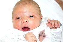 Pavlíně Mráčkové z Mostu se 13. prosince v 5.35 hodin narodil syn Matěj Mráček, který měřil 48 centimetrů a vážil 3,5 kilogramu.