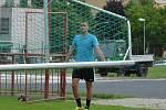 Fotbalisté Souše zahájili letní přípravu.