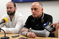 Nový litvínovský trenér Vladimír Kýhos.