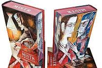 Právě vychází nové ilustrované vydání jednoho z nejznámějších ruských románů.