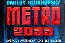 Obálka knihy Metro 2033.