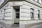 Kavárna La Ponto se nachází v Chudeříně v Litvínově.
