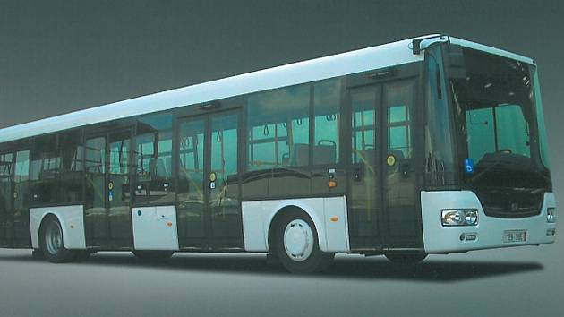 Nové autobusy, které budou brázdit Mostecko.