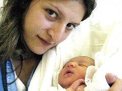 Mamince Kristýně Trnkové z Meziboří se 4. května v 8.35 hod. v teplické porodnici narodil syn Michal Trnka. Měřil  48 cm a vážil 3,30 kg.
