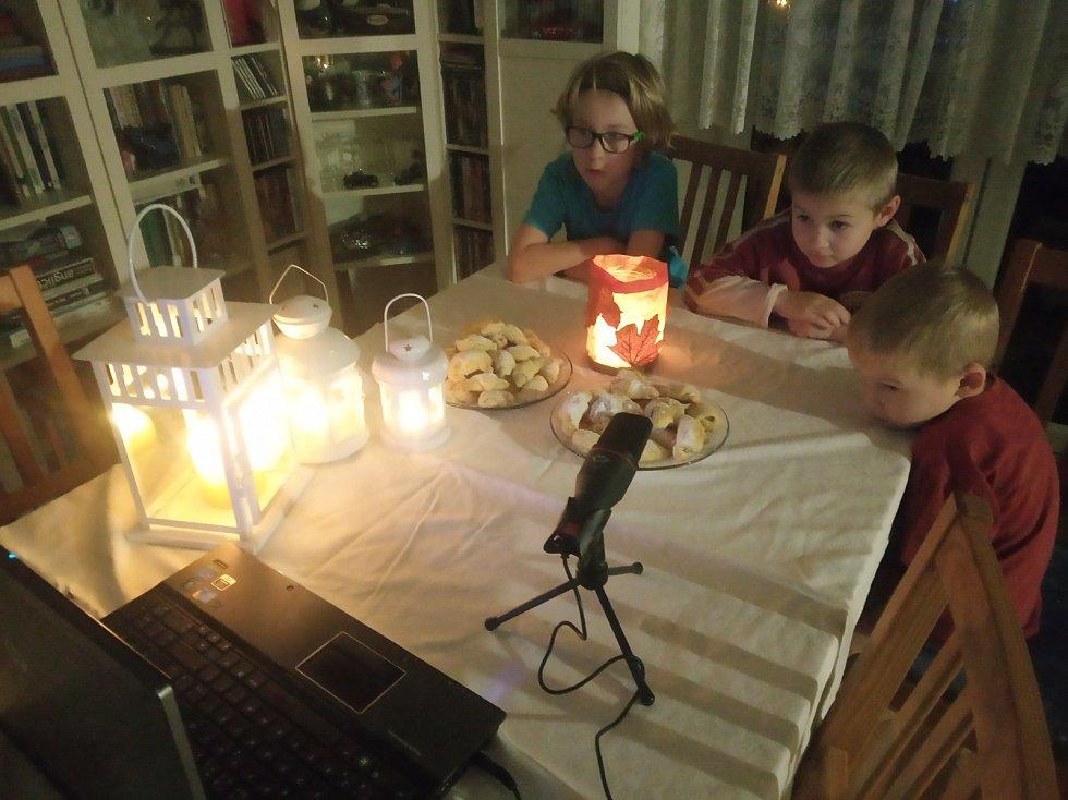 ZŠ a MŠ Jeřabinka pořádá svatomartinskou slavnost každý rok, letos online.