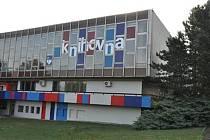 Městská knihovna v Mostě.