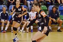 Nejmladší člen české reprezentace na ME ve Francii je z Mostu. Jmenuje se Veronika Mikulášková.