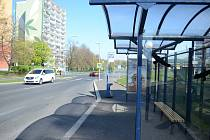 Letos se budou opravovat zastávky MHD v ulici Višňová v Mostě.