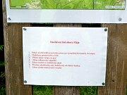 Lesní obora Fláje se otevřela široké veřejnosti