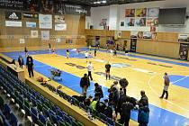 Městská sportovní hala v Mostě