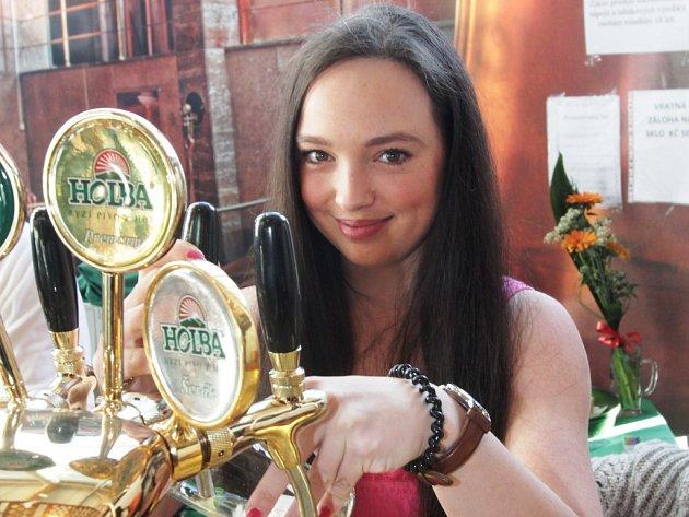 Na mosteckém náměstí se představí několik pivovarů. Ilustrační foto.