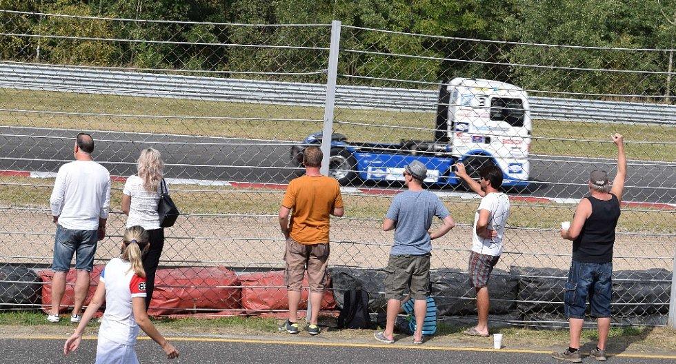 Czech Truck Prix na mosteckém autodromu.