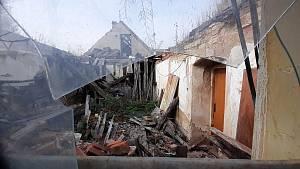 Takto dnes vypadá bývalá vesnice Komořany u Mostu.