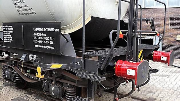 Cisterny dostanou bezpečnější nárazníky.