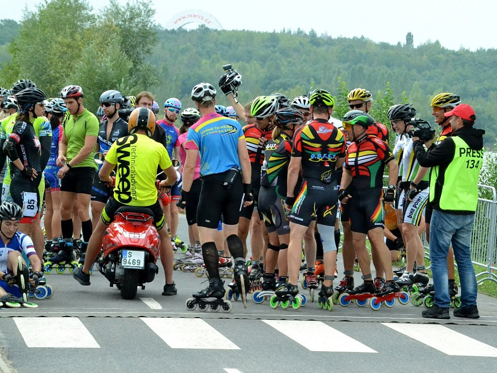 In-line maraton Most42inline