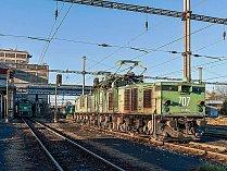 Podkrušnohorské technické muzeum do svých sbírek získá elektrickou lokomotivu 127E, kterou vyráběla plzeňská Škodovka.