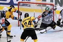 Litvínovští hokejisté rozstříleli Vary 6:0.