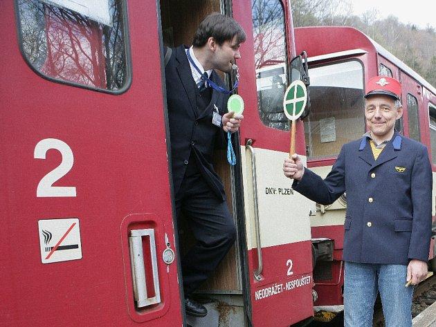 Vlak na Moldavu.