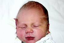Ilona Poplšteinová z Mostu přivedla na svět 17. ledna v 8.40 hodin syna Josefa Hančla. Měřil 48 cm a vážil 2,91 kilogramu.