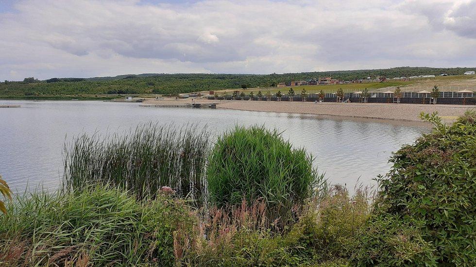 Jezero Most.