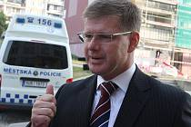 Starosta Litvínova Daniel Volák.