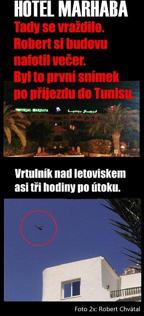 Události vTunisu očima Mostečana.