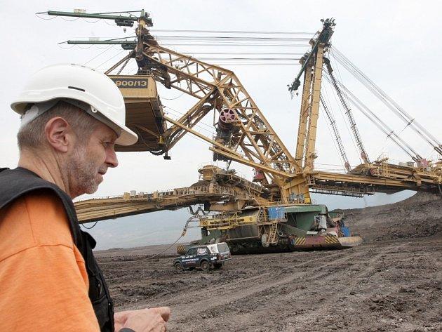 Občané Litvínova možná budou hlasovat, zda chtějí či nechtějí prolomit limity těžby.