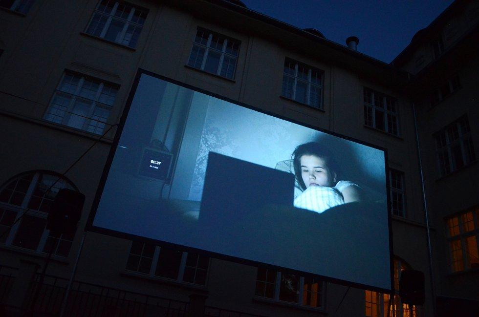 Promítání filmu Kiruna - překrásný nový svět v Mostě